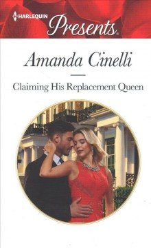 Claiming his replacement queen cover image
