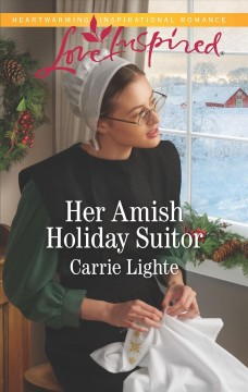 Her Amish holiday suitor cover image