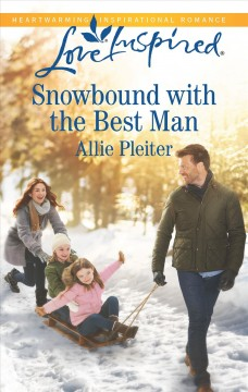 Snowbound with the best man cover image