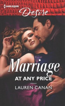 Marriage at any price cover image