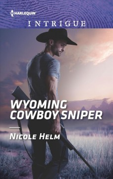 Wyoming cowboy sniper cover image