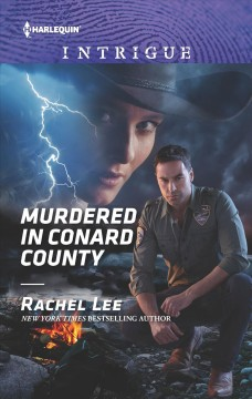 Murdered in Conard County cover image