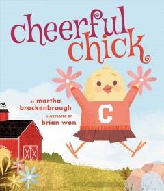Cheerful chick cover image