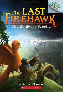 The battle for Perodia cover image