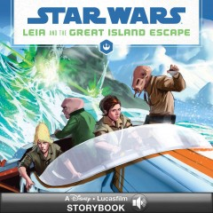 Leia and the great island escape cover image