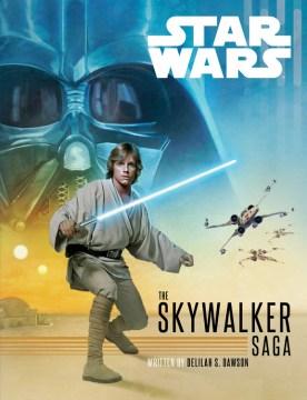 The Skywalker saga cover image