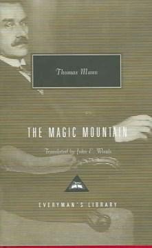 The magic mountain cover image