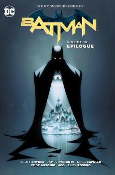 Batman. Volume 10, Epilogue cover image