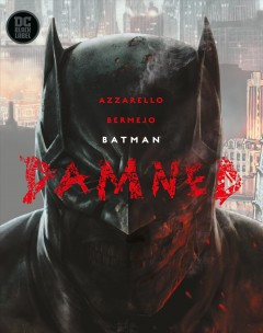 Batman. Damned cover image