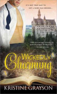 Wickedly charming cover image