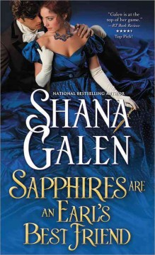 Sapphires are an earl's best friend cover image