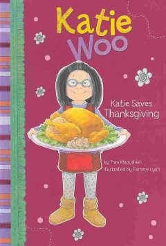 Katie saves Thanksgiving cover image