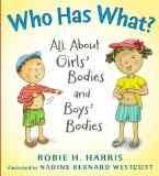 Who has what? : all about girls' bodies and boys' bodies cover image