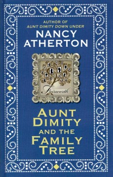 Aunt Dimity and the family tree cover image