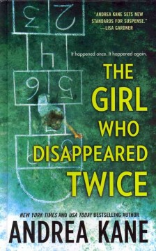 The girl who disappeared twice cover image