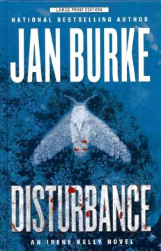 Disturbance an Irene Kelly novel cover image