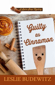 Guilty as cinnamon cover image