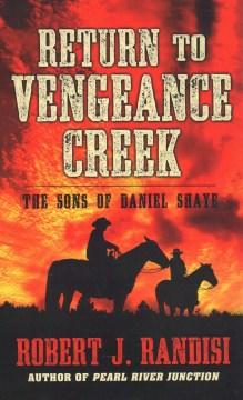 Return to Vengeance Creek cover image