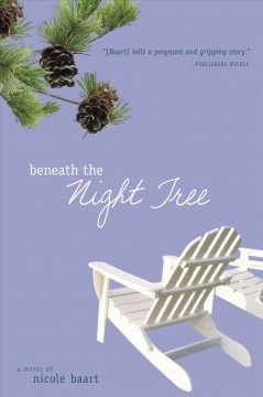 Beneath the night tree cover image