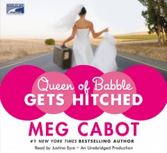 Queen of babble gets hitched cover image