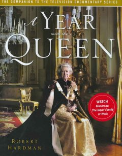 A year with the queen cover image
