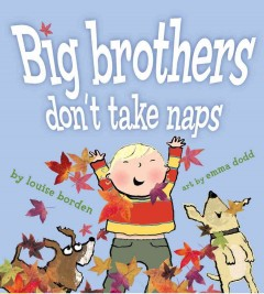 Big brothers don't take naps cover image