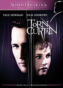 Torn curtain cover image