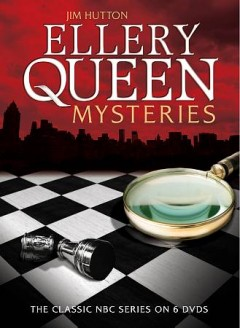Ellery Queen mysteries complete series cover image