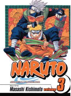 Naruto. 3, Dreams cover image