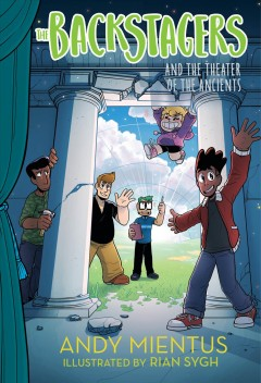 The Backstagers and the theater of the ancients cover image