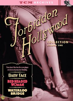 Forbidden Hollywood collection. Voume 1 cover image