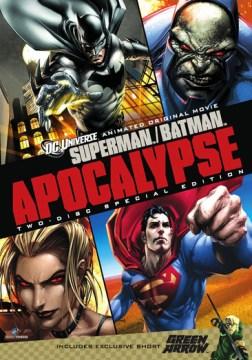 Superman/Batman. Apocalypse cover image