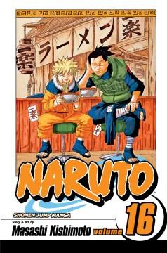 Naruto. 16, Eulogy cover image