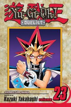 Yu-gi-oh! Duelist. Vol. 23, Ra the immortal cover image