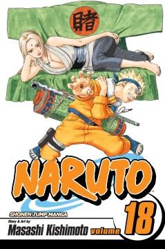 Naruto. 18, Tsunade's Choice cover image