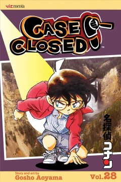 Case closed. 28 cover image
