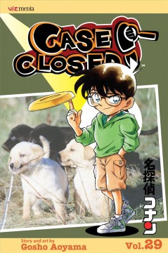 Case closed. 29 cover image