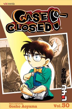 Case closed. 30 cover image