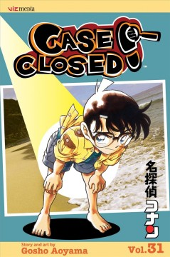 Case closed. 31 cover image