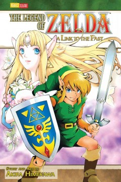 The legend of Zelda. A link to the past cover image