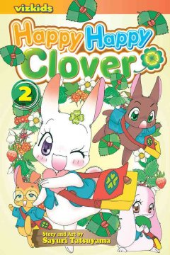 Happy happy Clover. 2 cover image