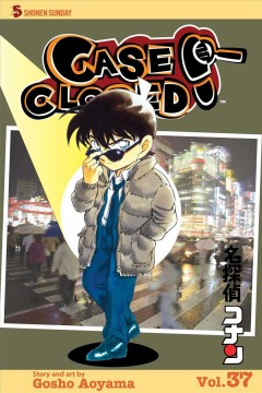 Case closed. 37 cover image