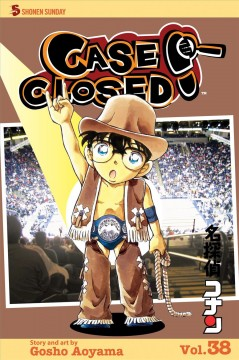 Case closed. 38 cover image