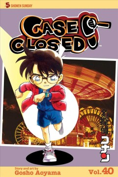 Case closed. 40 cover image