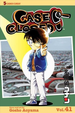 Case closed. 41 cover image