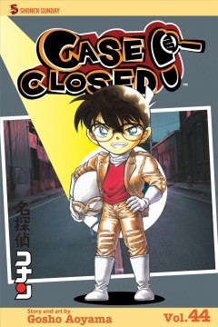 Case closed. 44 cover image