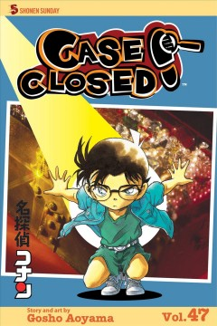 Case closed. 47 cover image