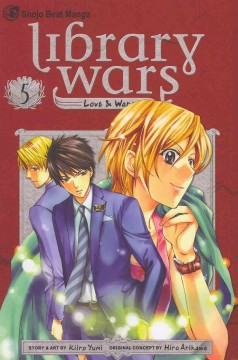 Library wars : love & war. 5 cover image