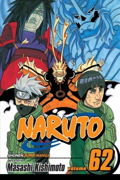 Naruto. 62,   The crack cover image