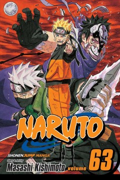 Naruto. 63, World of dreams cover image